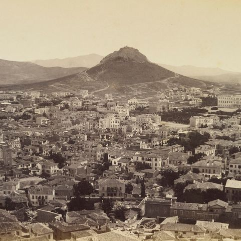 Athens_Francis_Bedford_1862